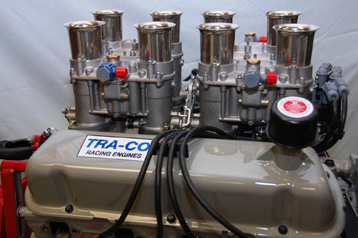 TRA-CO Engines